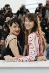 Asia Argento, Charlotte Gainsbourg