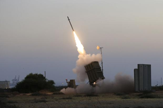 Raytheon wins $149M for Israeli rocket killer