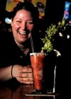 Bloody Marys with a zing