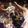 Pac-12 men's basketball tournament: No. 18 Arizona 79, Colorado 69: Buffs out; Bruins next