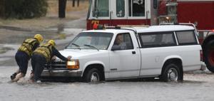 Photos: Hurricane Simon brings rain to Tucson