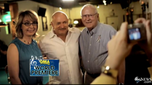 Tucson's Giffords, Badger are 'Overcomers' in music video