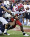 UA football hotsheet: UA lineman hopes his game's brighter than Utah's Star