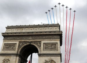 Photos: France celebrates Bastille Day