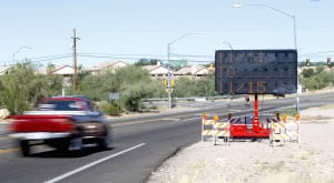 Road Runner: Speedway near Pima West gets makeover