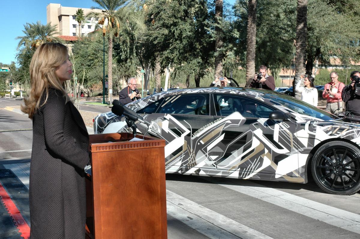 Electric Car Company Casa Grande