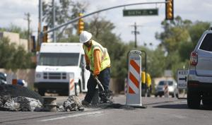 Dwindling Ariz. support sparks searches for road funds
