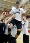 High school volleyball Rangers' fire rekindled