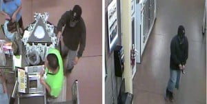 Photos, video of robbery at Tucson Walmart