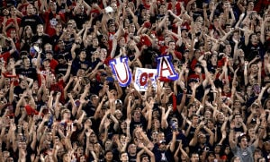UA ranked No. 1 school with most attractive women