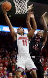 Arizona basketball: Trier could be back this week