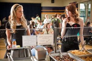 'Easy A' has brisk pace, but loses steam for a B+