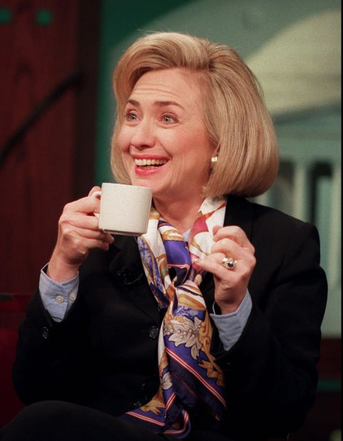 1997 hairstyles hillary clinton s hairstyles through the years 1997