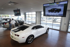 Longtime car dealer O'Rielly gets major makeover