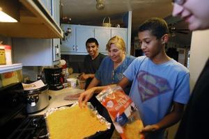 Photos: B.J. Martin's Teen Adoptions
