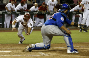 Diamondbacks 10, Cubs 4: Bats erupt for D-backs - finally