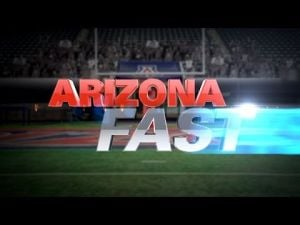 Arizona football program goes full speed