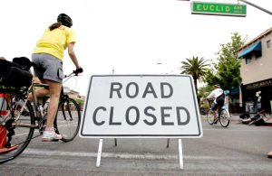 Cyclovia set to get rolling Sunday