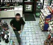 Deputies looking for gas station robber
