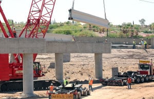 Photos: La Cholla Blvd. bridge over CDO Wash