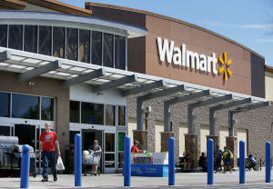 Walmart tests gift card exchange