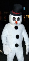 Maryland cops bust cursing 'Frosty the Snowman'