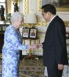 Queen Elizabeth II, Li Keqiang