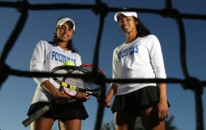 2013 spring high school all-stars: Girls tennis