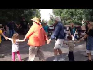 Oktoberfest on Mount Lemmon