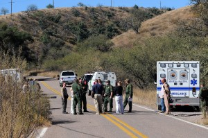 Details still sketchy in shooting of crosser by Border Patrol agent