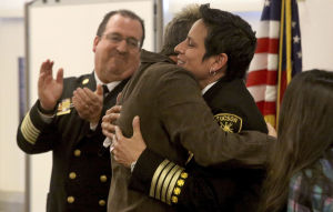 Tucson Fire gets first female assistant chief