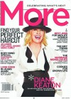 Latest issue of More contains tips for women over 40 who have acne