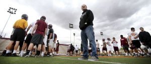 All-access look at Salpointe practice shows energy, drive