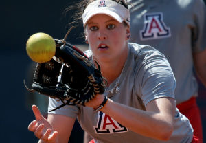 Arizona softball: Babcock: 'I'm going to pitch'
