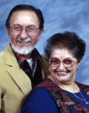 Gladys and Jerry Lujan: letter-writing duo