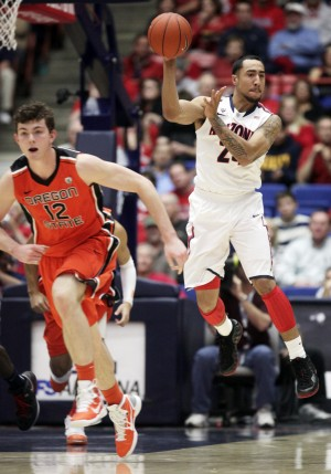Arizona basketball notebook: Fans make presence known in Anaheim