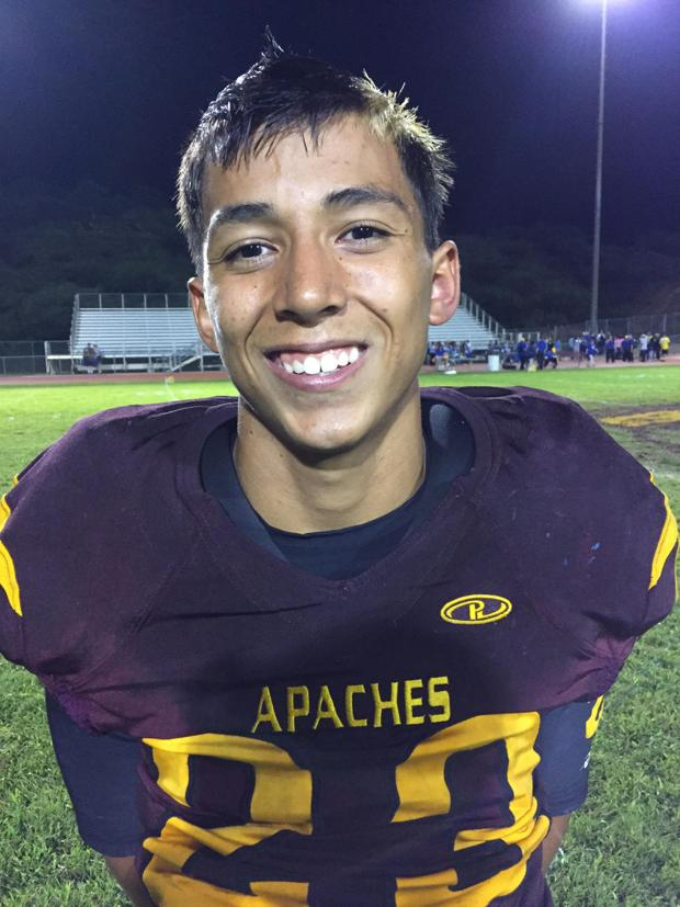 Nogales moves to 3-0 with win over Sahuarita