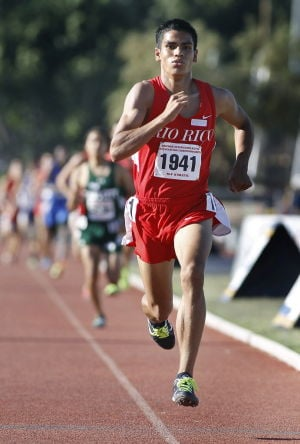High school boys track and field: Rio Rico's Carlos Villarreal is the athlete of the year