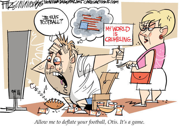 Daily Fitz Cartoon: Balls