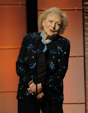 Photos: Win a date with Betty White
