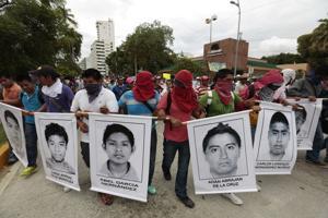 Marcha en México exige retorno de desaparecidos