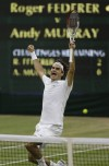 Wimbledon Roof aids Federer's cause for 7th title