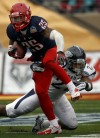 Arizona football: It's official (almost): Carey tops in rushing