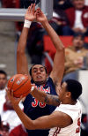 Wildcats' Jerrett won't play against Stanford tonight