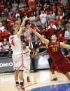 NCAA tournament: No. 2 Ohio State 78, No. 10 Iowa State 75: Craft(y) Buckeyes get UA