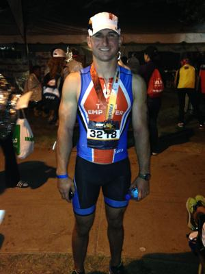 D-M blog: I am an IRONMAN