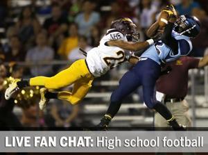 Fan chat rewind: Friday's final high school football scores