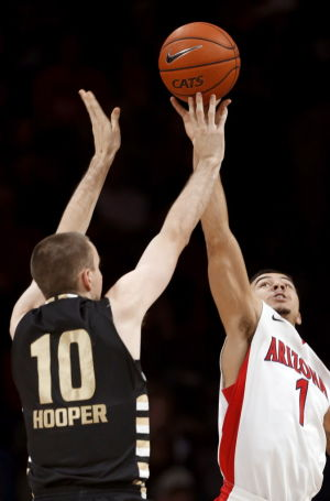 Cats continue McKale dominance