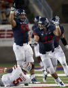 Arizona vs. UNLV football