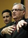 Feds sue Arpaio, alleging profiling